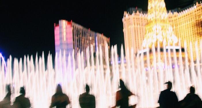 Contiki Diaries Day -2  Viva Las Vegas