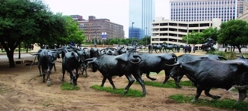Contiki Diaries Days 8-9 Amarillo-Dallas