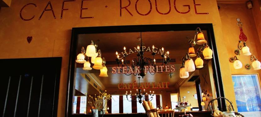 Café Rouge Review.