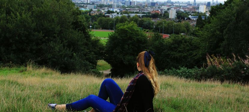 EXPLORE LONDON// Hampstead Heath