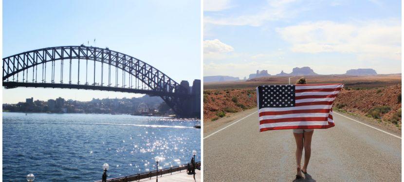 AUSTRALIA Vs USA