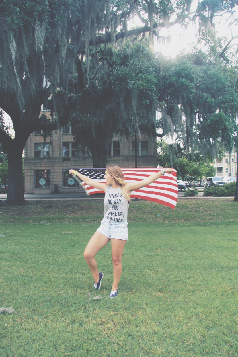 You don't expect to find Savannah in America