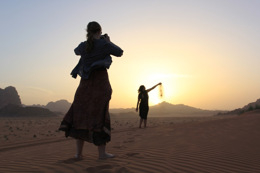 5 THINGS YOU HAVE TO EXPERIENCE IN THE WADI RUM