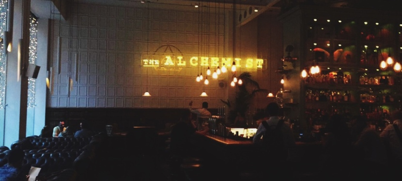The Alchemist, London Review